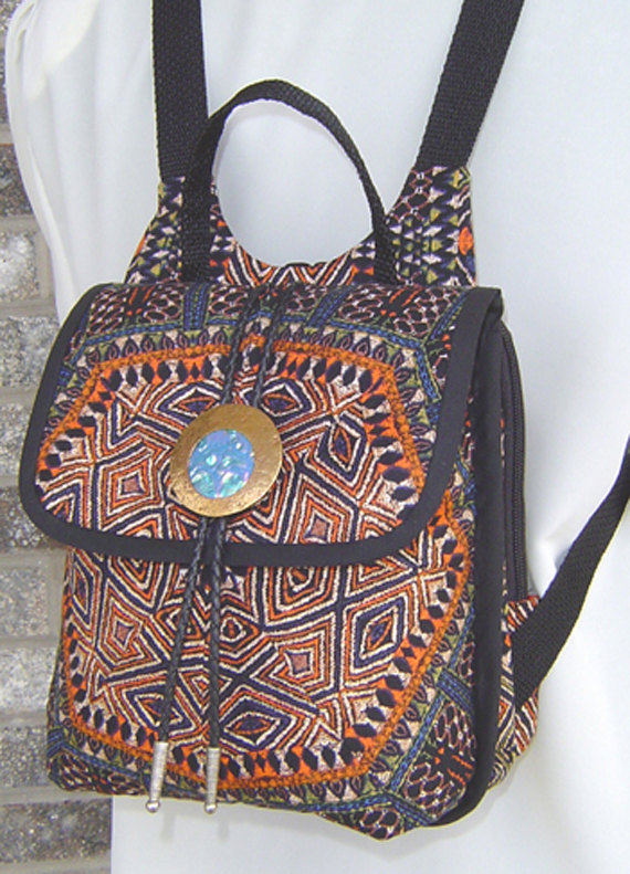 The Odyssey, Purse Pattern To Make, Shoulder Bag or Backpack DIY ...